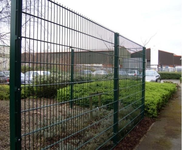 Забор из сетки с полимерным покрытием или сетка заборная в Черкассах,