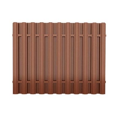 Забор из Металлический штакетник является наилучшей альтернативой светопрозрачным ограждениям