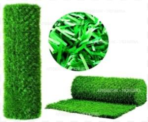 декоративного зелёного забора