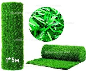 Забор Green mix зелёный H-1.0