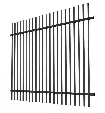 Сварной забор «Дзен секьюрети» Размеры: 2500мм*2000мм