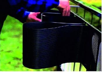 Забор из сетки для ограждения детских площадок