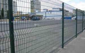 фотографии сетки на забор