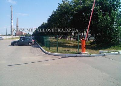 setka dly zabora dnepropetrovsk min 400x284 - Фотогалерея сварной сетки с полимерным покрытием