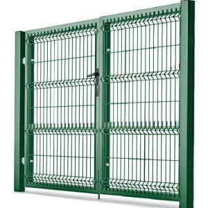 vorota raspashnie 300x300 - Ворота распашные 2,5х1,23 м/ППЛ