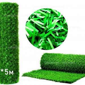 Забір Green mix зелена трава H -1х5