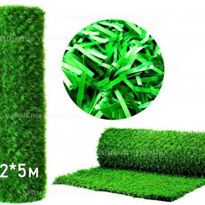 Забір Green mix зелена трава H -1.2х5
