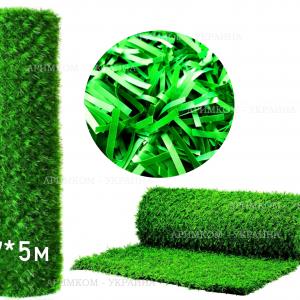 Забір Green mix зелена трава H -1.7х5