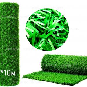 Забір Green mix зелена трава H -2х10