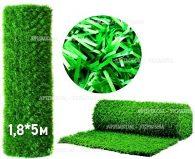 Забор Green mix зелёный H-1.8