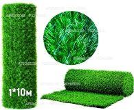 Забор Green mix зелёный ХВОЯ H-1.0-10
