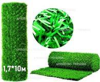 Забор Green mix зелёный H-1.7-10