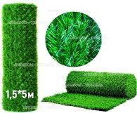 Забор Green mix зелёный ХВОЯ H-1.5