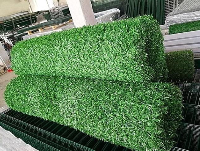 Зеленый забор Green Mix в Броварах