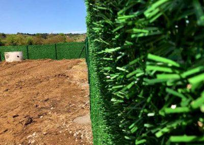 Зелёный забор green mix