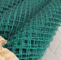 Сетка рабица с ПП пластиковым покрытием